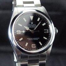 Rolex Explorer 14270 Bardzo dobry Stal 36mm Automatyczny
