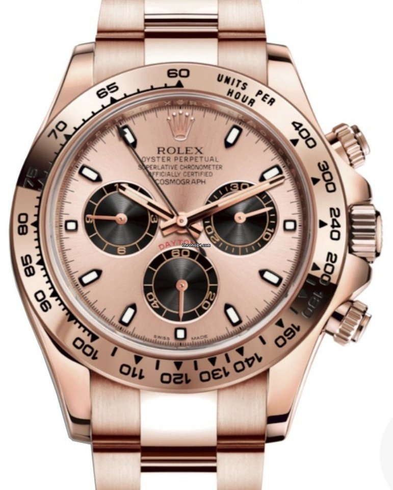 Rolex Daytona 116505 2020 новые