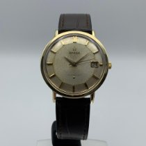 歐米茄 168.004 金/鋼 1965 Constellation 35mm 二手