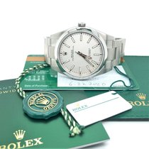 Rolex Oyster Perpetual 39 114300 Very good Steel 39mm Automatic