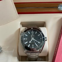 Omega Seamaster Planet Ocean Steel 43.5mm Black Arabic numerals United States of America, New Hampshire, Amherst