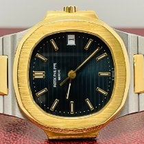 Patek Philippe 3800 Yellow gold 1999 Nautilus 37mm pre-owned
