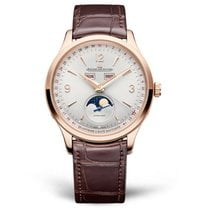 Jaeger-LeCoultre Master Calendar Rose gold White United States of America, Iowa, Des Moines