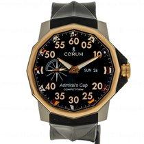 Corum Admiral's Cup Competition 48 Titanio 48mm Negro