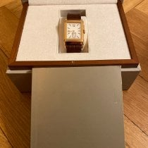 Jaeger-LeCoultre Grande Reverso Ultra Thin Duoface Roségold 46.8mm Silber