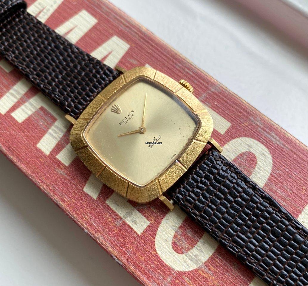 Rolex Cellini Rolex Cellini 1970 pre-owned