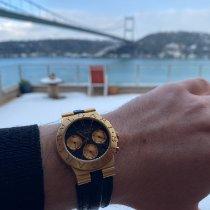 Bulgari Sarı altın 35mm Otomatik CH 35 G ikinci el Türkiye, İstanbul