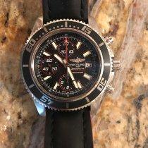 Breitling Superocean Chronograph II Steel 44mm Black No numerals United States of America, Texas, Austin