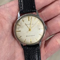 Seiko pre-owned Manual winding 35mm White