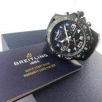 Breitling Endurance Pro Kunststoff 44mm Schwarz Arabisch Deutschland, Augsburg