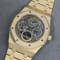 Audemars Piguet Royal Oak Perpetual Calendar 25829BA.OO.0944BA.01 Very good Yellow gold 39mm Automatic