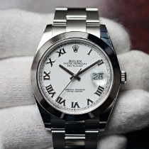 Rolex Datejust Steel 41mm White Roman numerals United States of America, Florida, Orlando