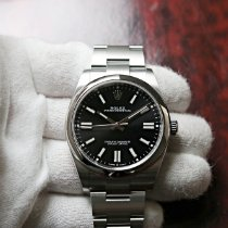 Rolex Oyster Perpetual Steel 41mm Black No numerals United States of America, Florida, Orlando