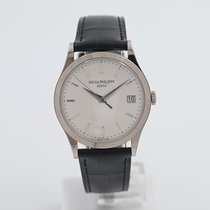 Patek Philippe Calatrava White gold 38mm White No numerals South Africa, Johannesburg
