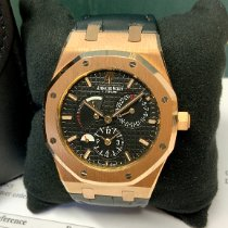 Audemars Piguet Royal Oak Dual Time 26120OR.OO.D002CR.01 Very good Rose gold 39mm Automatic United Kingdom, Wilmslow