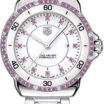 TAG Heuer Formula 1 Lady Steel 32mm White No numerals
