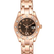 Rolex 80315 Rose gold 2009 Lady-Datejust Pearlmaster 29mm pre-owned United States of America, Georgia, Atlanta