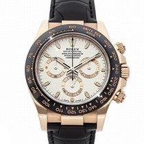 Rolex 116515ln Rose gold 2015 Daytona 40mm pre-owned