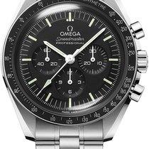 Omega Speedmaster Professional Moonwatch Steel 42mm Black United States of America, New York, Airmont