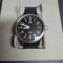 Oris Big Crown ProPilot GMT Steel Black Arabic numerals United States of America, Tennesse, Knoxville