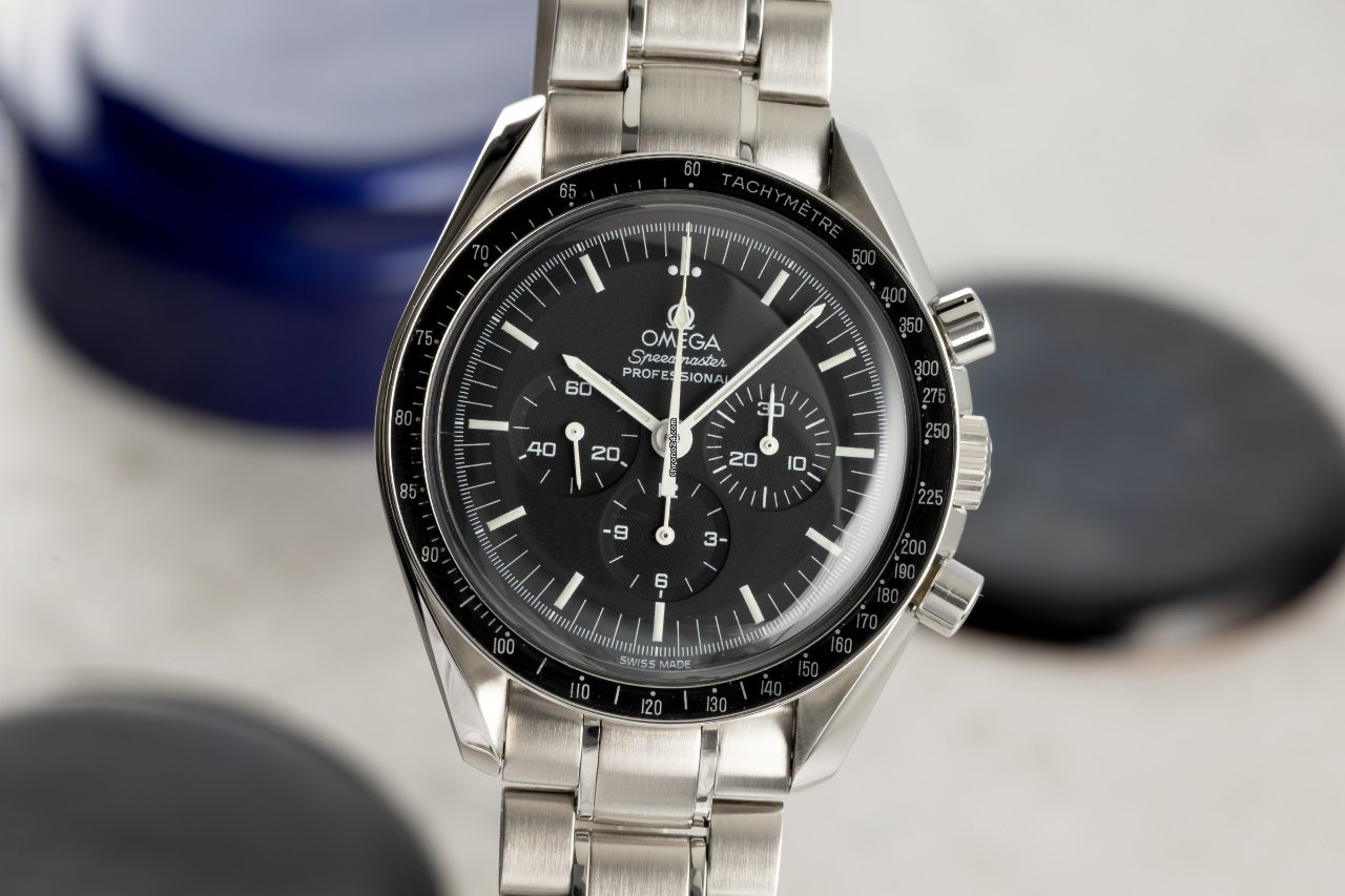 Omega Speedmaster Professional Moonwatch 3571.50.00 1999 pre-owned