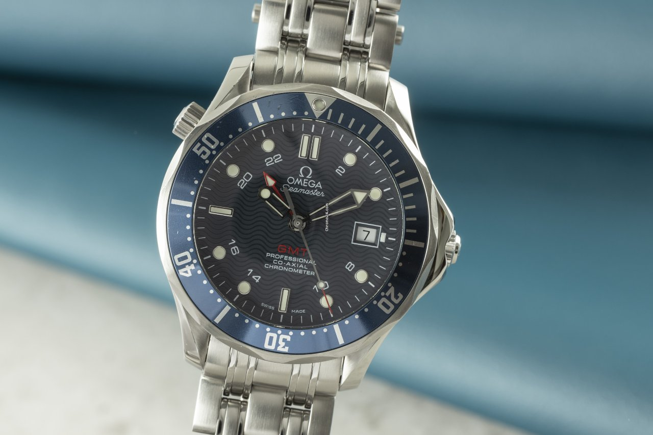 Omega Seamaster Diver 300 M 2535.80.00 2008 pre-owned