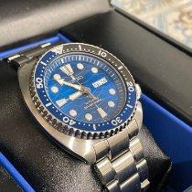 Seiko Prospex Сталь 45mm Синий Без цифр