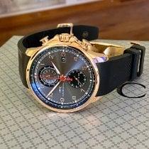 IWC Portuguese Yacht Club Chronograph IW390209 Odlično Crveno zlato 45mm Automatika Hrvatska, Sveta nedelja