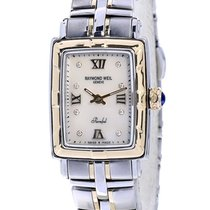 Raymond Weil 9740-STG-00995 Gold/Steel Parsifal 32mm pre-owned