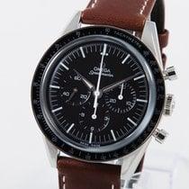 Omega Speedmaster Professional Moonwatch Stahl 39.7mm Schwarz Keine Ziffern Deutschland, Weißenhorn