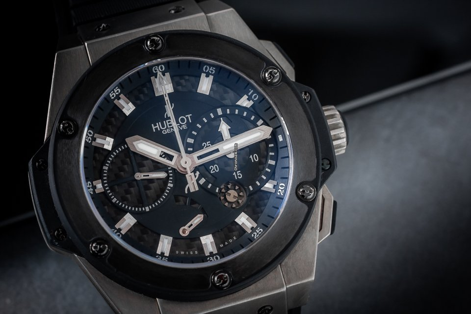 Hublot King Power 709.ZM.1780.RX pre-owned