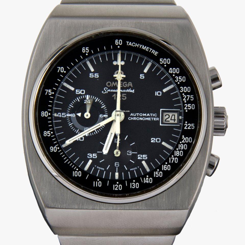 Omega Speedmaster 378.0801 1973 pre-owned