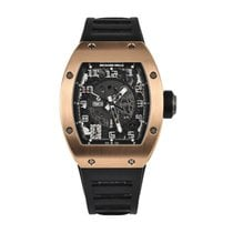 Richard Mille RM010 Rose gold RM 010 48mm new