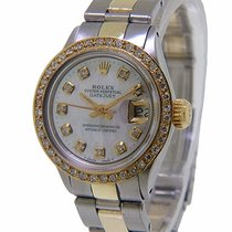 Rolex Oyster Perpetual Lady Date 6517 Very good Steel 25mm Automatic United States of America, Florida, Miami