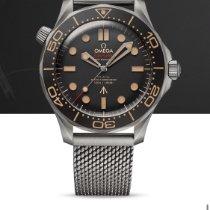 Omega 210.90.42.20.01.001 Titanium 2021 Seamaster Diver 300 M 42mm new United States of America, New Jersey, Oakhurst