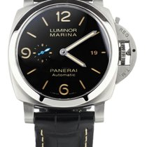 Panerai Luminor Marina 1950 3 Days Automatic Steel 44mm Black United States of America, Illinois, BUFFALO GROVE