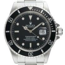 Rolex Submariner Date Steel 40mm Black United Kingdom, London