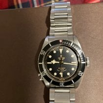 Tudor Black Bay Steel 41mm Black No numerals United States of America, Massachusetts, Springfield