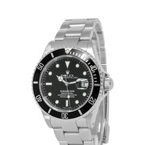 Rolex Submariner Date Steel 40mm Black United States of America, New York, Hartsdale