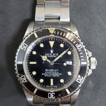 Rolex Sea-Dweller Deepsea 16660 Хорошее Сталь 40mm Автоподзавод