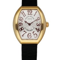 Franck Muller Heart Yellow gold 30mm Silver United States of America, New York, New York
