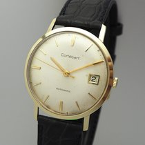 Cortébert Yellow gold 34mm Automatic 5603 pre-owned