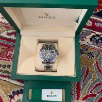 Rolex 116710BLNR Acier 2018 GMT-Master II 40mm nouveau France, Neuilly sur seine