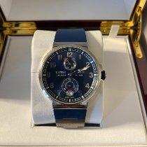 Ulysse Nardin Marine Chronometer Manufacture neu 2020 Automatik Uhr mit Original-Box und Original-Papieren 1183-126/63