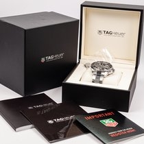 TAG Heuer Aquaracer 500M Steel 44mm Black No numerals United States of America, Oklahoma, Oklahoma City
