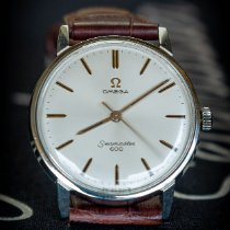 Omega Seamaster 135.011 Very good Steel 34.5mm Manual winding India, Mumbai