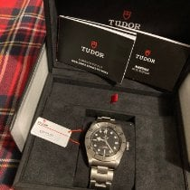 Tudor Black Bay Steel Steel 41mm Black No numerals United States of America, Massachusetts, Springfield