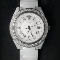 Versace Ceramic 40mm Quartz pre-owned