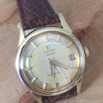 Omega 14393 Steel 1962 Constellation 34mm pre-owned