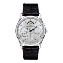 Jaeger-LeCoultre Master Ultra Thin Perpetual Steel White United States of America, Iowa, Des Moines